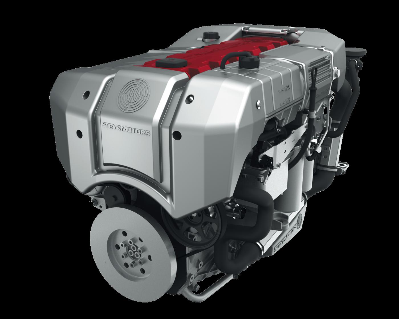 STEYR MOTORS Diesel Motor, Padmos Marine & Industrial Diesel, Padmos, Scheepsvaart, Motoren, Diesel, Stage V, Padmos