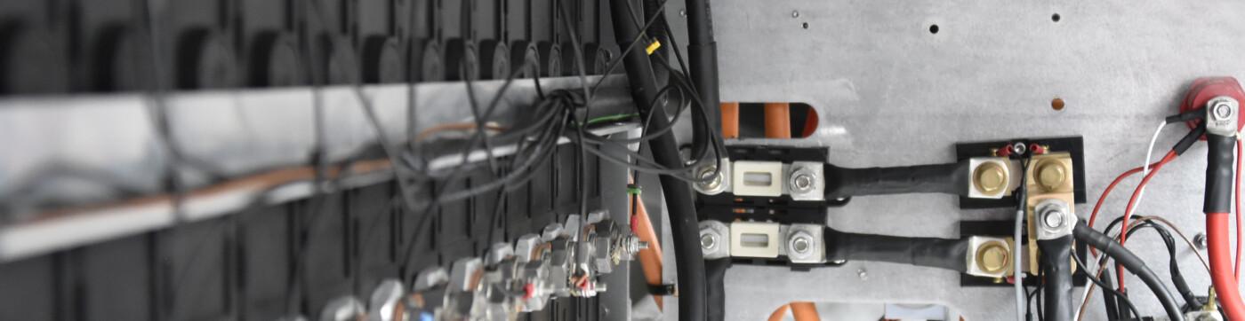 Imansson batterijenpakket, batterijenpakket, accu's elektromotoren, elektromotoren, maritieme toepassingen, elektrisch varen