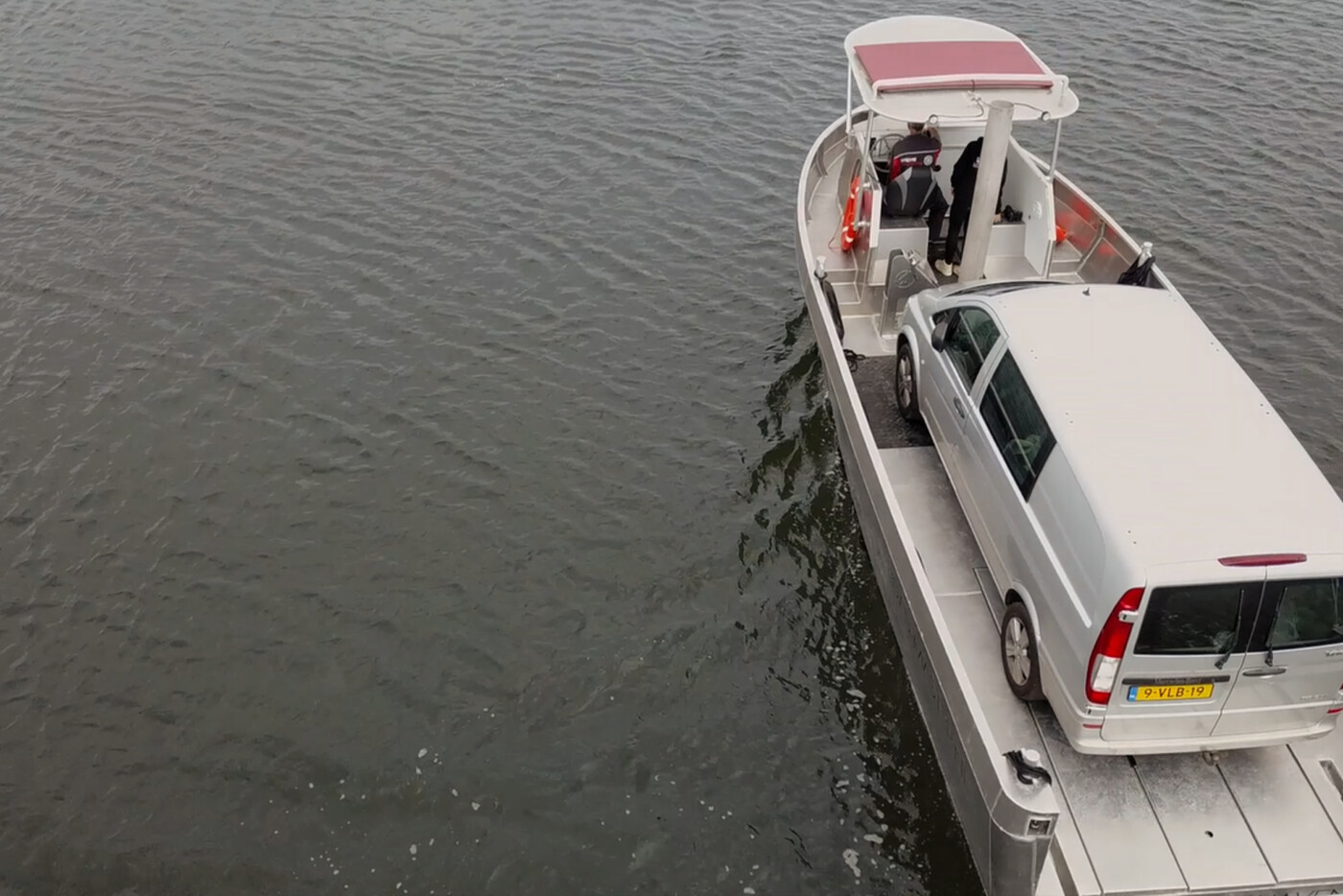 Load Master Boats, Willem Nieland Design, Electric Workboat, Workboat, Aluminium Workboat,Padmos Industrial And Marine Motors, Imansson Products, Imansson Electric Motor, Imansson Elektromotor, Electric Boating, Green Energy, Green Boating, Electric Offshore Boating